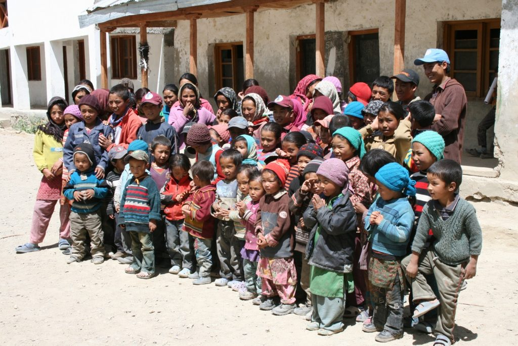 2010 – Ichar School , Zanskar