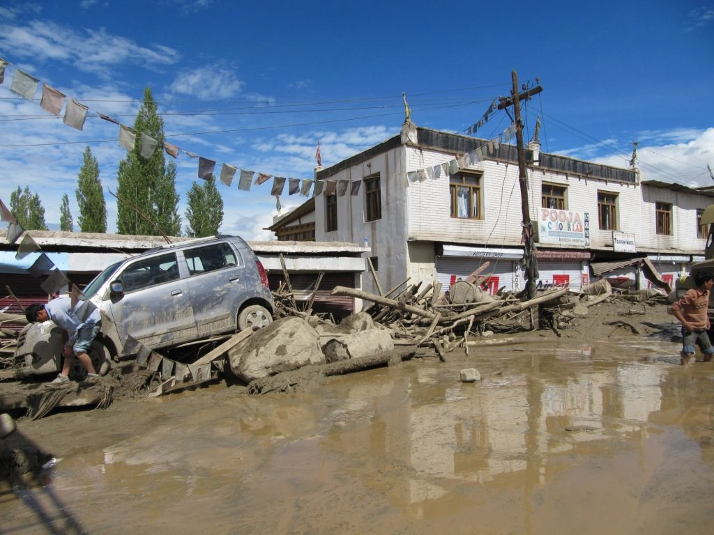 2010 – Ladakh Flood Appeal