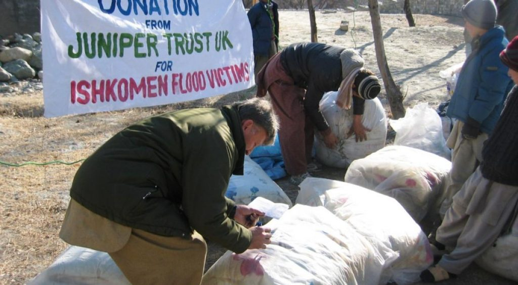 2010 – Yasin & Ishkoman Flood Relief